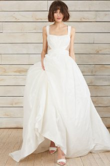 Свадебное платье 2020 простое