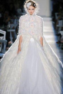 Свадебное платье 2020 пышное зимнее
