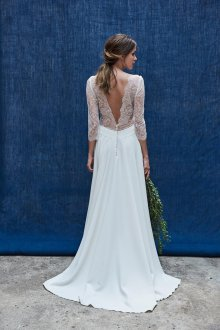 Свадебное платье 2019 с рукавами