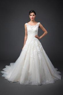 Свадебное платье 2019 из тюля