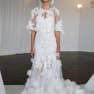 Свадебное платье 2020 зимнее