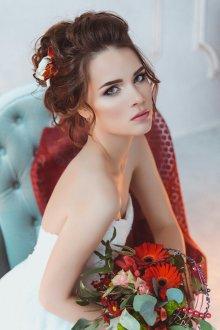 Макияж на свадьбу 2019 для серых глаз