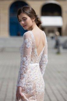 Макияж на свадьбу 2019 в естественных тонах