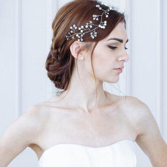 Свадебная прическа 2019 легкая