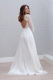Свадебная прическа 2019 завивка