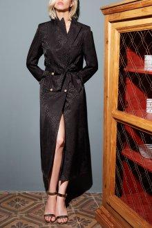 Платье пиджак макси