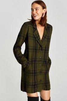 Платье пиджак мини