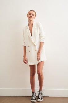 Платье пиджак прямое