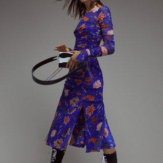 Платье футляр повседневное