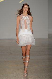 Платье футляр прозрачное