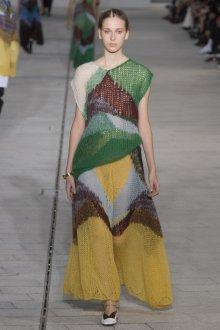 Платье вязаное тонкое