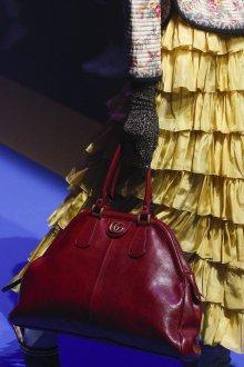 Бордовая сумка Gucci