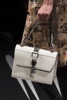 Классическая сумка с декором