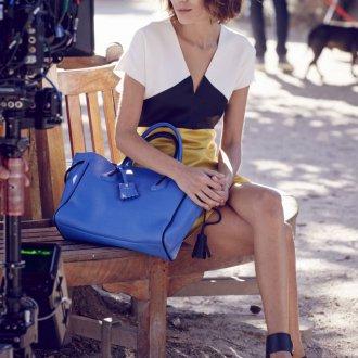 Классическая сумка Longchamp