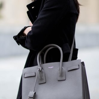 Классическая сумка прямоугольная