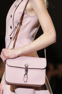 Классическая сумка розовая