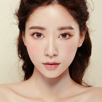 Корейский макияж азиатской внешности