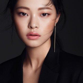 Корейский макияж бронзовый