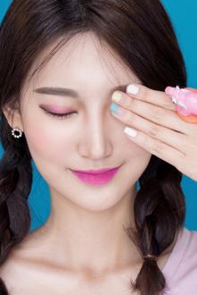 Корейский макияж для глаз