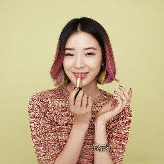 Корейский макияж губ