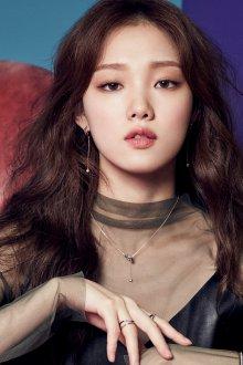 Корейский макияж коричневый