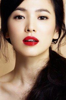 Корейский макияж праздничный