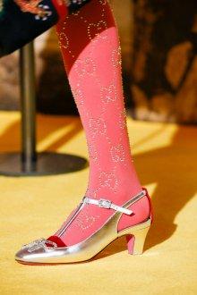 Туфли вечерние с бантиком