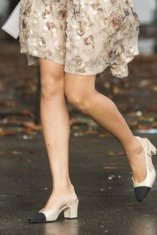 Туфли вечерние классические