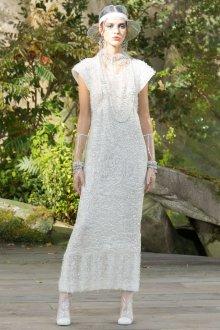 Платье шанель свадебное