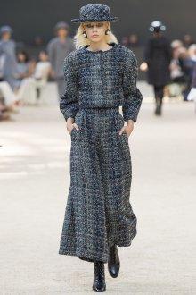 Платье шанель твидовое