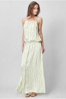 Шелковое платье летнее