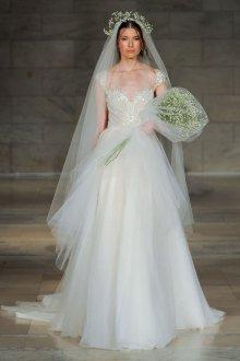 Пышное свадебное платье 2019