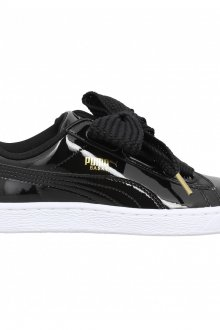 Черные кеды Puma