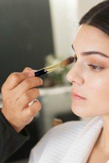 Нюдовый макияж нанесение