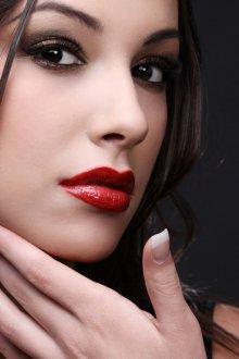 Восточный макияж классический