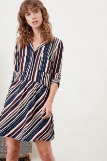 Платье в полоску косую 2019