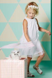 Вечернее платье для девочки 5 лет