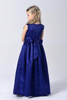 Вечернее платье для девочки длинное