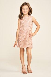 Вечернее платье для девочки короткое