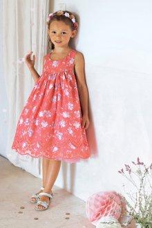 Вечернее платье для девочки летнее