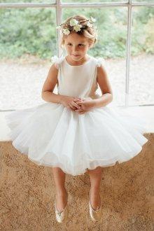 Вечернее платье для девочки пышное