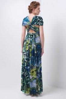 Платье трансформер с принтом