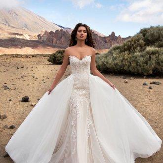 Платье трансформер свадебное пышное