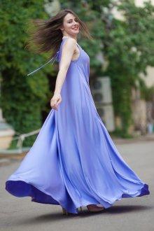 Платье трансформер свободное