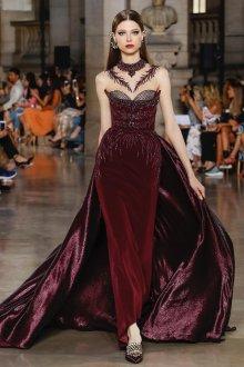 Платье трансформер бордовое
