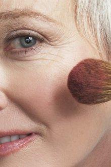 Возрастной макияж омолаживающий