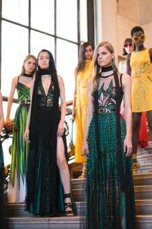 Elie Saab весна лето 2019 модный дом