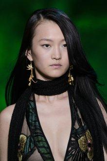 Elie Saab весна лето 2018 макияж