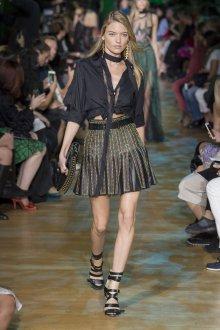 Elie Saab весна лето 2019 юбка