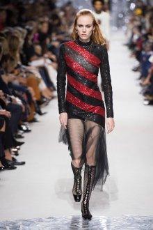 Christian Dior весна лето 2019 блестящее платье